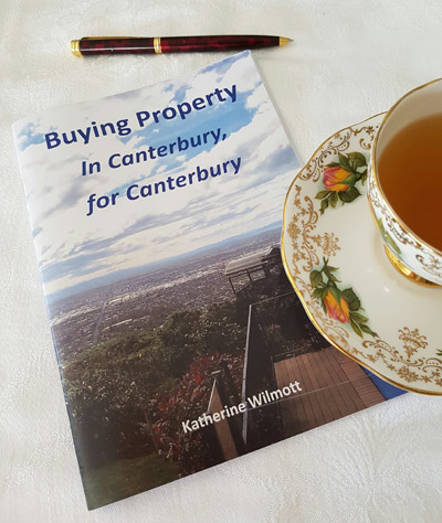 Buying Property – In Canterbury, for Canterbury, by Katherine Wilmott